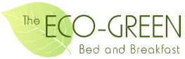 Eco Green Bed and Breakfast Logo